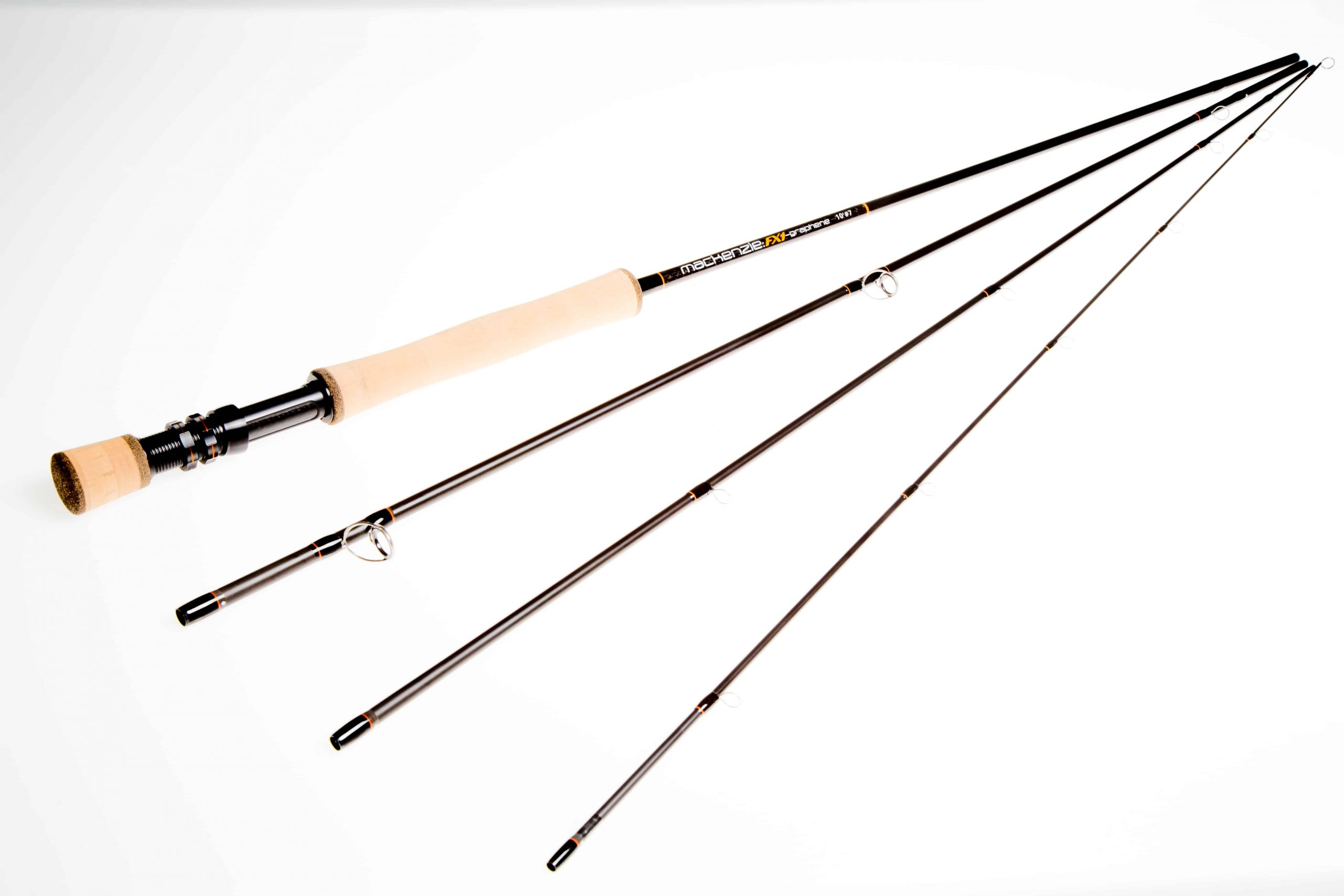 Single handed 10 ft 7wt, 4 piece