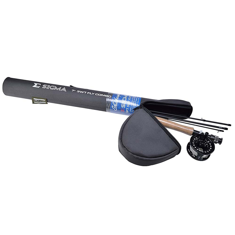 Sigma fly combo 9ft6 7 wt