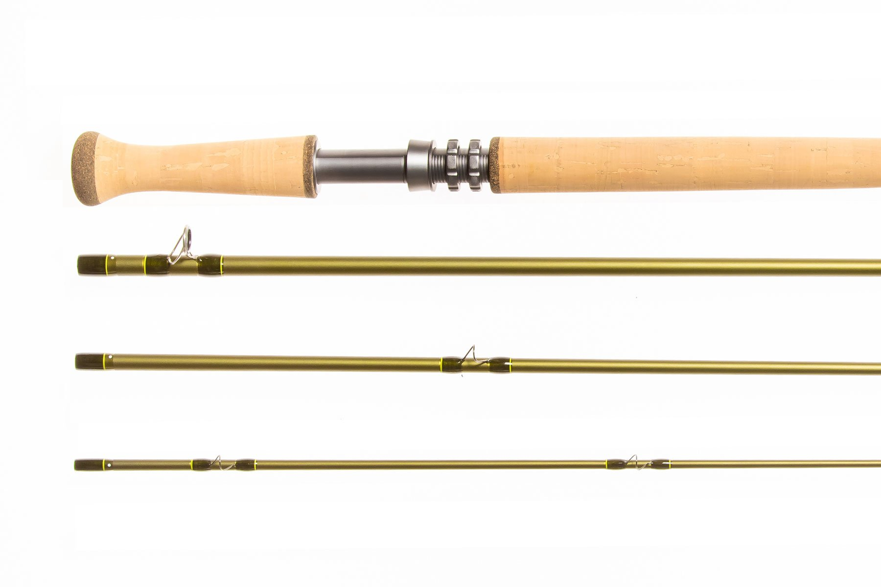 Double handed 14ft 9wt, 4 piece