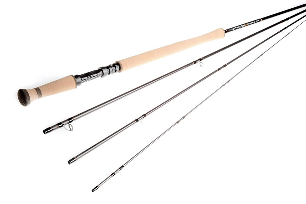 Double handed 13ft 8 wt, 4 piece