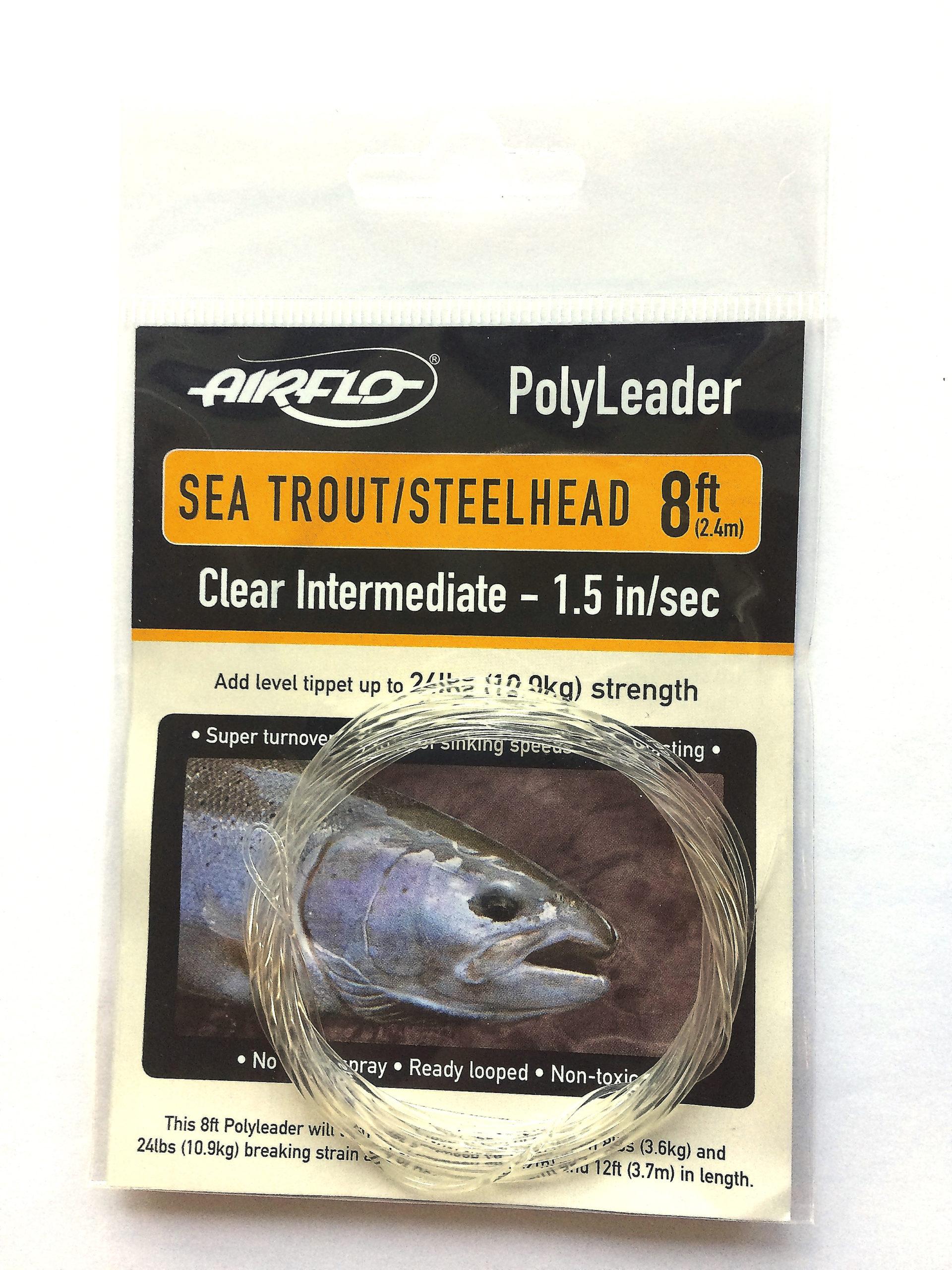 sea trout/steelhead 8ft