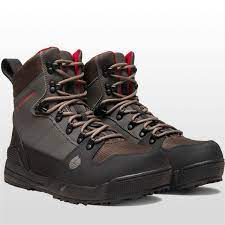 prowler wading boots sticky rubber size8